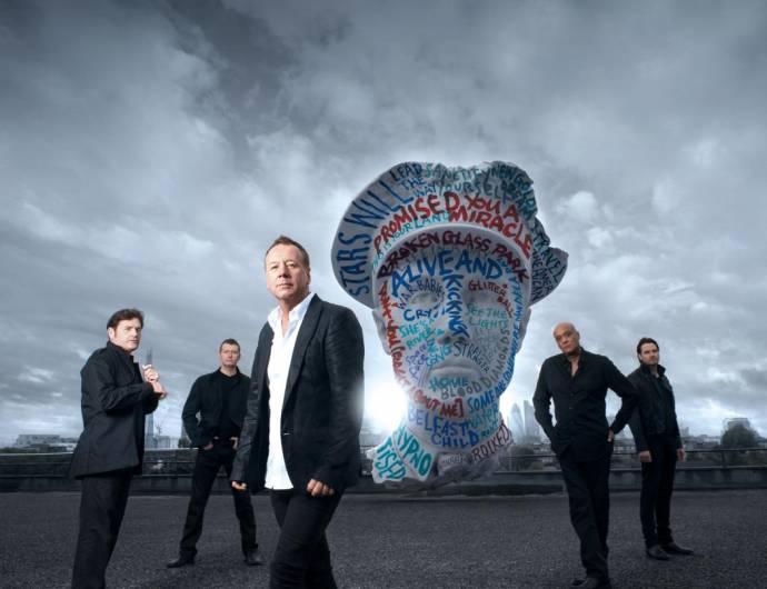 SIMPLE MINDS - The Greatest Hits Tour 2014