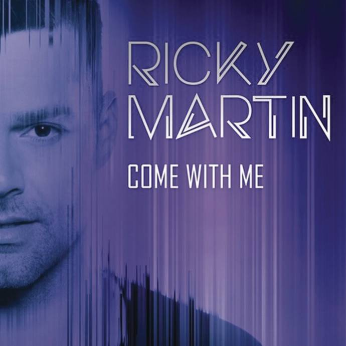 "Latin-Pop-Legende Ricky Martin is back -  Neue Single mit ""Come With Me"""