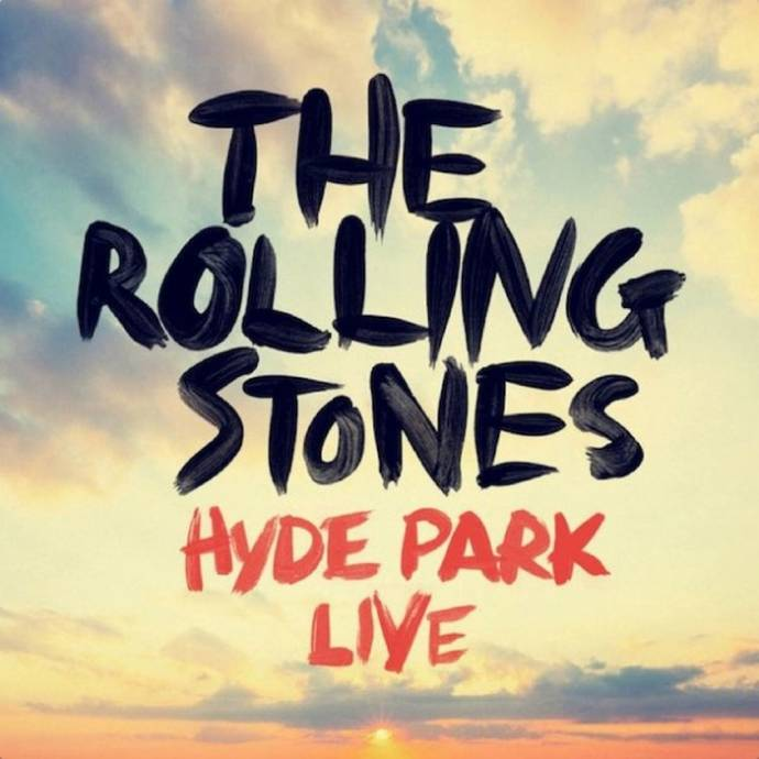 THE ROLLING STONES – HYDE PARK LIVE